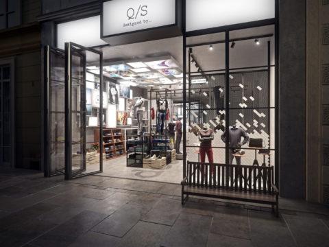 store front, render, 3D, visualization, pixelpool, apparel