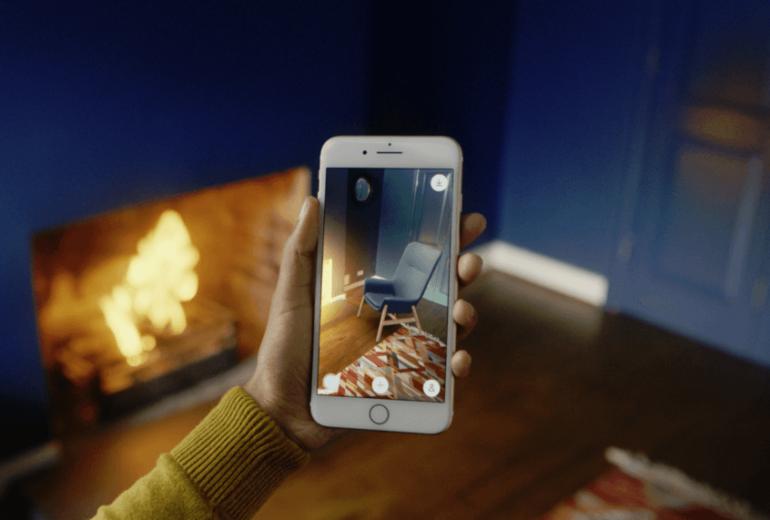 virtual reality, augmented reality, ikea, app, iphone