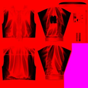 3d fashion, arm map, pixelpool