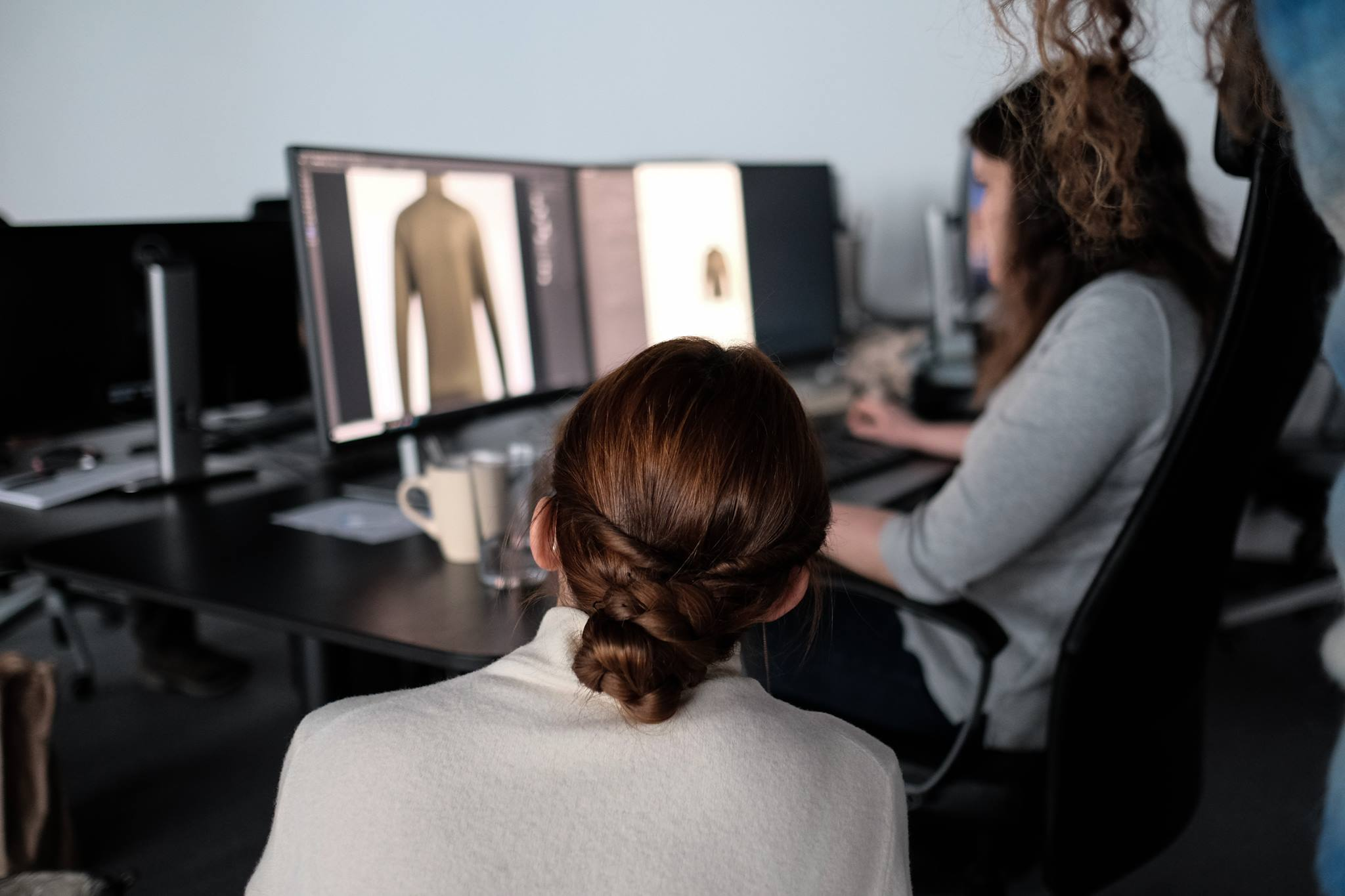 3D fashion, pixelpool, clo3D