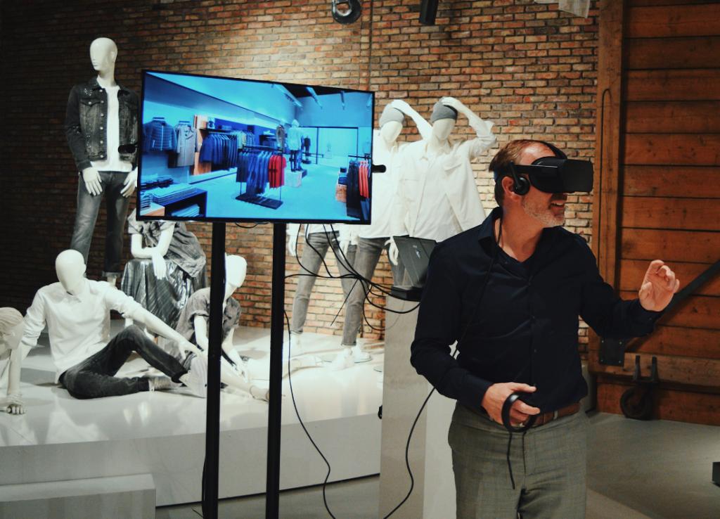 3D fashion, PixelPool, virtual reality, retail
