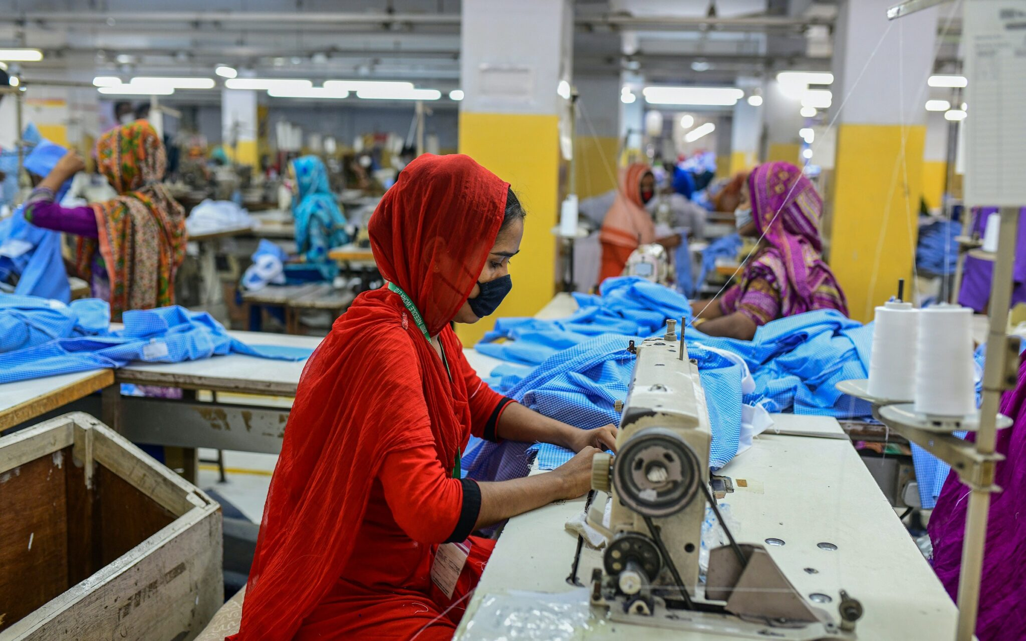 fashion industry trends 2021, fashion worker, bangladesh